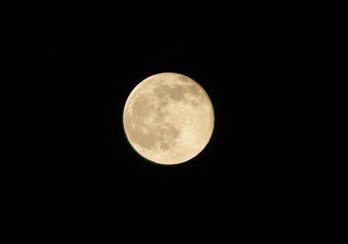 091103の満月