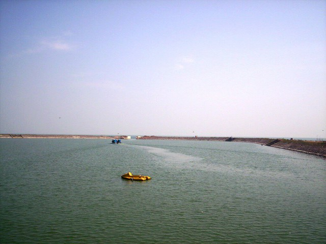 Chilika, Asia's largest brackish water lake