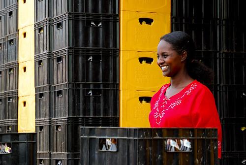 Tusker Woman
