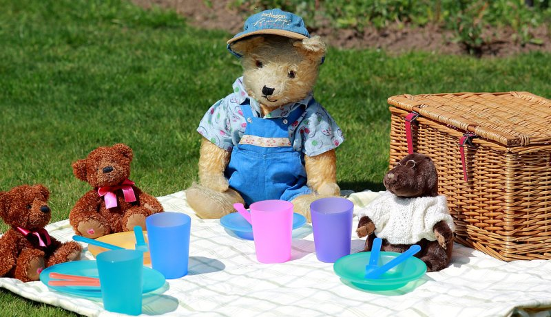 Teddy Bears' Picnic