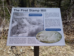 The first stamp mill
