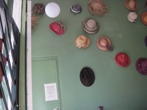 Royale Hats Wall