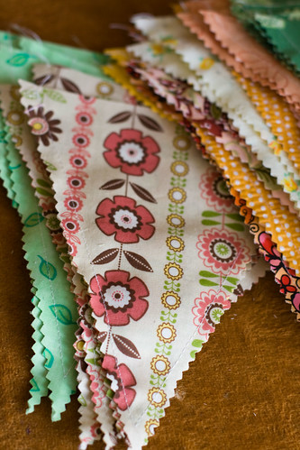 birthday banner fabrics