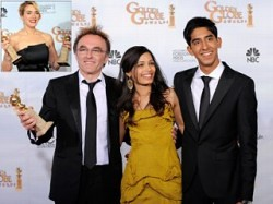 'Slumdog,' Winslet, '30 Rock' Sweep Globes