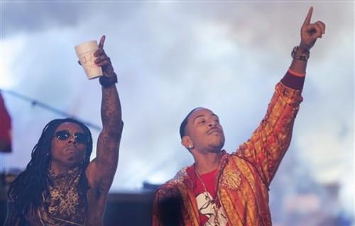 Lil Wayne & Ludacris