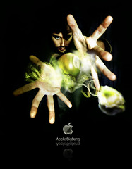 iBIgBang (Illusiontom) Tags: black green apple face photoshop hands nikon jobs reclame steve mani tokina illusion photomontage viso bigbang pubblicit fotomontaggio faccia cs4 applecomputers morso 1116 d80 illusiontom