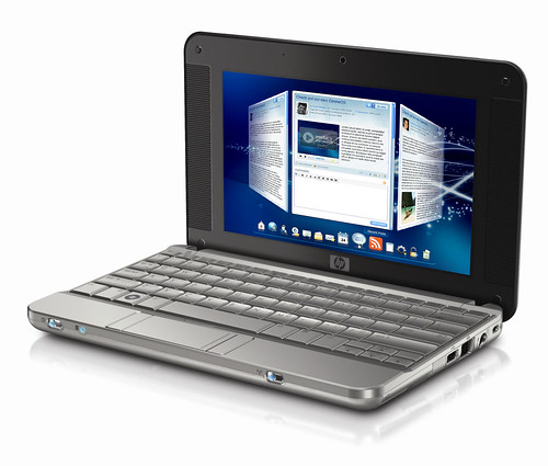 Blogtronix OzoneOS Netbook
