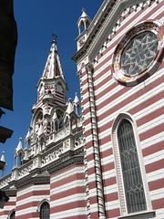Bogotá: Iglesia del Carmen (zug55) Tags: church colombia bogotá iglesia templo candelaria lacandelaria 5photosaday iglesiadelcarmen iglesiadenuestraseñoradelcarmen