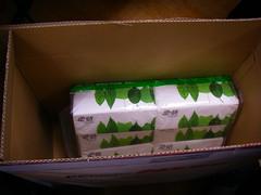 抽取式衛生紙