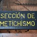 Sección de Metichismo (Department of Meddling)