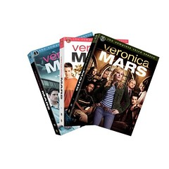 Veronica Mars DVDs (Season 1 - 3)
