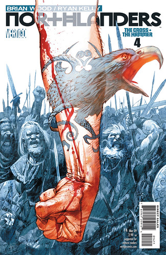 Northlanders 14 Cover