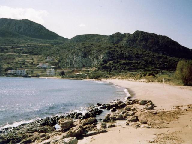 Πελοπόννησος - Λακωνία - Δήμος Ασωπού Παραλία Πλύτρα