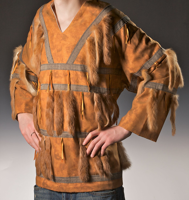 2019 - Contemporary Alutiiq Style Pullover by alaskapublic