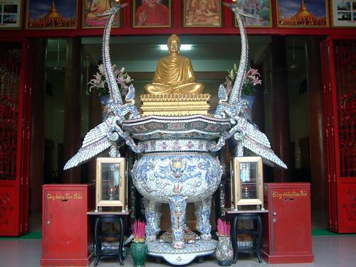 Thanh Minh Thiền Viện by Nguyen Ngoc Chinh.