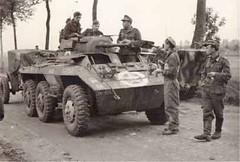 DMP-D768 CAPTURED M-8 (damopabe) Tags: greyhound army us wwii captured german m8 soldiers