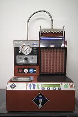 FSI Injector Test Machine