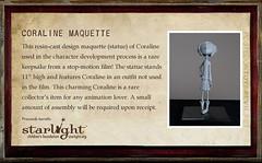 MAQUETTE-CORALINE