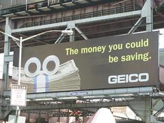 GEICO Billboard