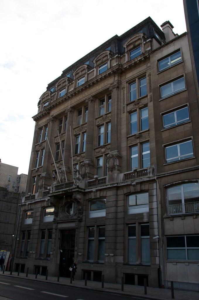 The Antwerp Diamond Exchange
