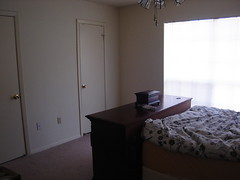 Another view of the bedroom.