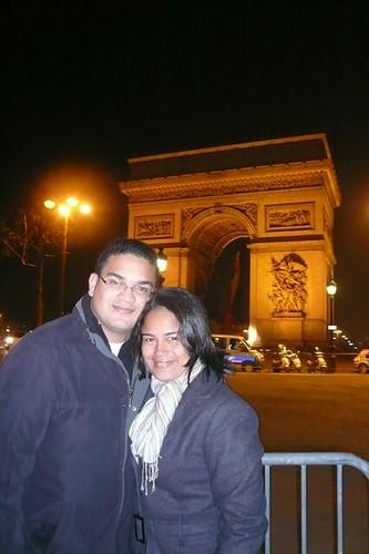 Reveillon na Champs-Élysées - Paris