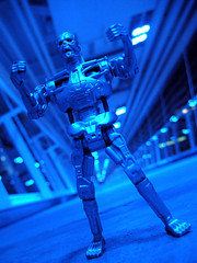 """Red Eye"" -- The Terminator (Rick_in_the_QC) Tags: macro architecture modern toys actionfigure vanishingpoint nikon geek governator skybridge iowa redeye pointandshoot sciencefiction cyborg terminator davenport secretlifeoftoys nikondigital pointshoot android assassin 850 quadcities arnoldschwarzenegger artificialintelligence jamescameron skynet sarahconnor model101 opteka t800 actionfigured closeupset actionfiguresinaction lifeinplastic toystakeover toycinematics kylereese cyberdynesystems selftaughtphotographers 4closeupfilter sciencefictionunleashed nikonp5100 coolpixp5100 nikoncoolpixp5100 metalendoskeleton actionfiguregreats nikoncoolpixp5100group terminatorforever"
