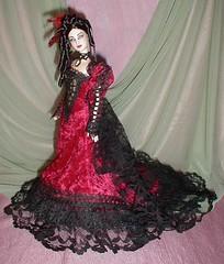 ez3 (plumaluna07@sbcglobal.net) Tags: vampire gothic barbie