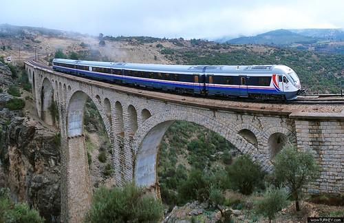 Adana-Mersin railway Turkey by tramways2007.
