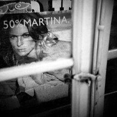 lomo diana f+ : through the window I (cHr1st1an S images) Tags: street city italy woman white black eye 120 film window breakfast poster blackwhite bed lomo lomography eyes flickr lucca diana tuscany through bedbreakfast 50 martina analogic blackwhitephotos passionphotography mywinner abigfive anawesomeshot theunforgettablepictures thebestofday gnneniyisi chr1st1ans christiansorrentino