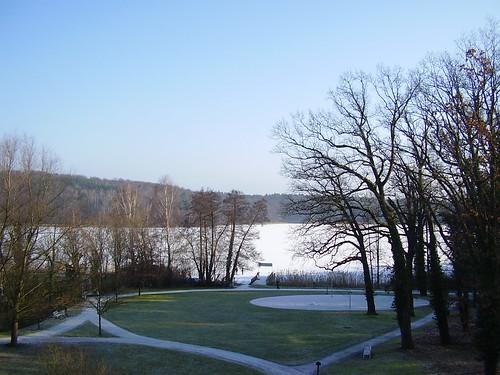 Lehnitzsee, 31.01.2009