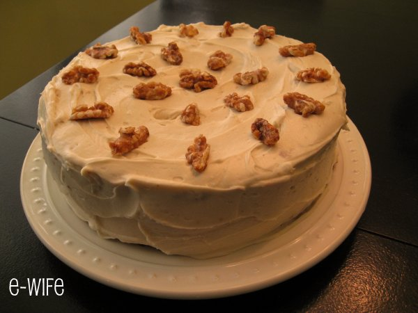 carrot cake ewife