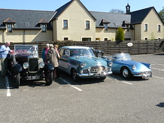 Alvis, Zodiac and Daimler SP250