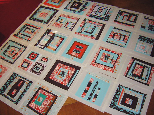 Block Party Quilt blocks