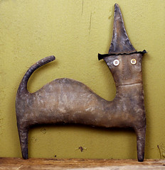 Extreme Primitive Halloween Cat Doll (oldworldprimitives) Tags: halloween cat doll folkart dolls handmade etsy artdoll needlecraft primitive primitives clothdoll primitivedolls primitivedoll extremeprimitive primitivecat etsynj primitivefolkart halloweenfolkart primitivecrafts oldworldprimitives