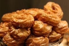 mitchel london foods: the best cruller (cherrypatter) Tags: nyc newyorkcity newyork dessert manhattan donut treat uppereastside cruller frenchdonut
