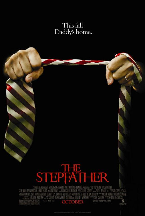 El Padrastro The Stepfather poster