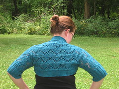 back of shrug