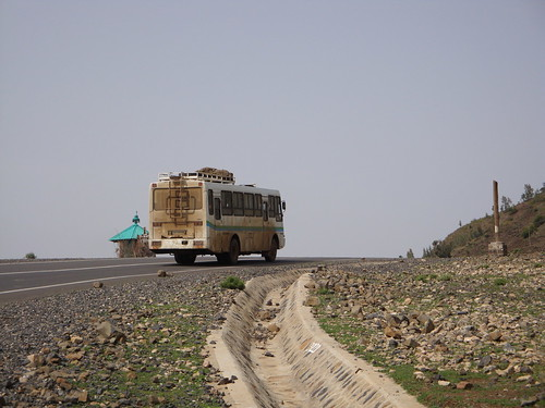Local Bus in Ethiopia