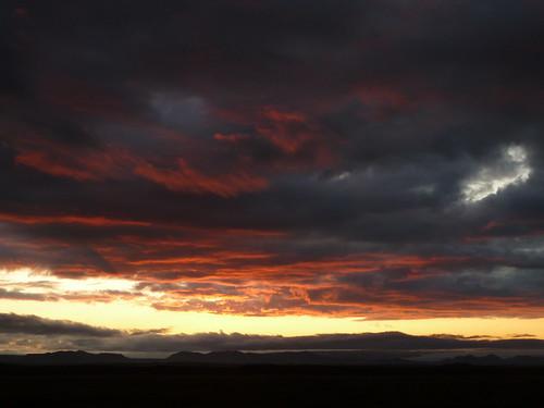 [Sunset.]
