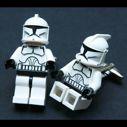 lego minifig cufflinks