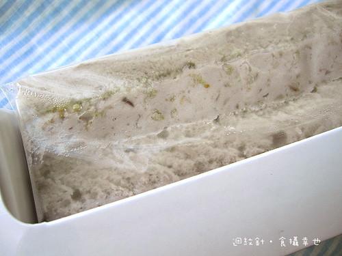 聖保羅芋泥蛋糕包裝側面