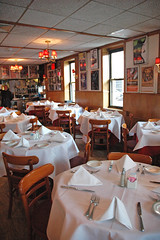 Frankie & Johnnie's Steakhouse - 45th Street 4 by ZagatBuzz, on Flickr