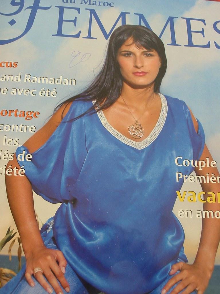 Femmes du Maroc... le numéro avec Fred dedans