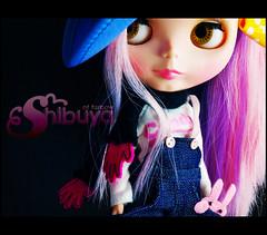 """Shibuya"" says hey!"