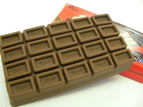 iPhoneチョコレートケース