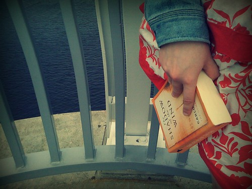 209. With A Book In Each Hand by lastyearsgirl_.