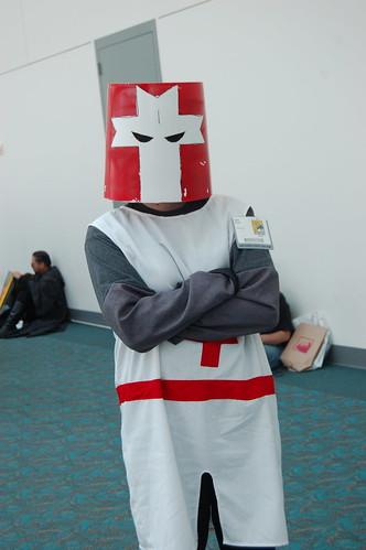 Comic Con 2009: Knight