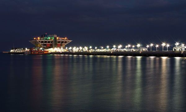St Petersburg Pier, Florida, USA