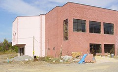 Mahatma Gandhi Mandir Temple/Indian Cultural Association of New Jersey (Under Construction) (2005)